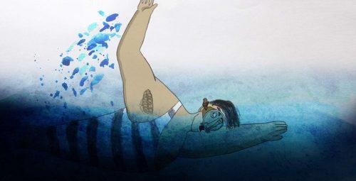 fanecas3_The-swimmer